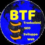 BTF Traduzioni SEO Sviluppo Web