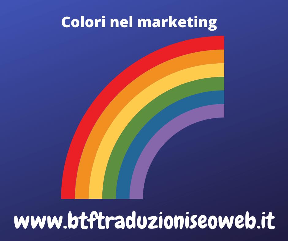 colori marketing