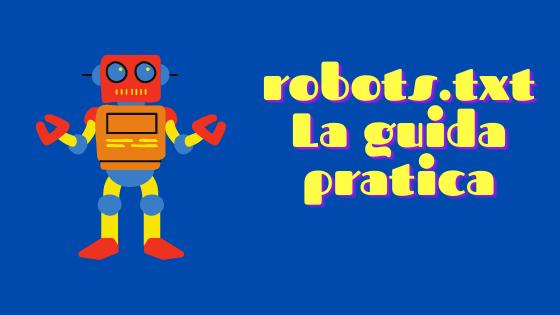 primi su Google con robots.txt