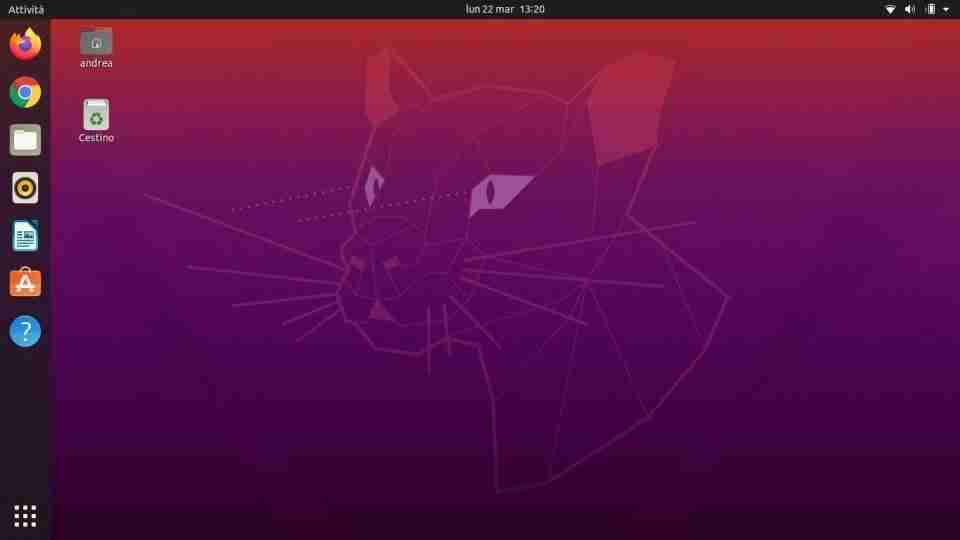 ubuntu focal fossa lts