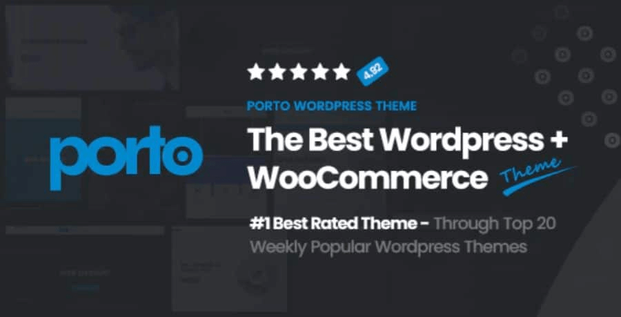 porto wordpress woocommerce
