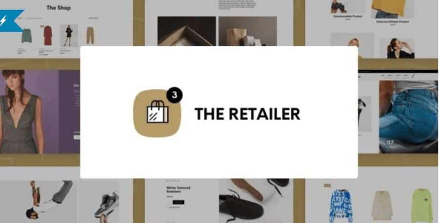 the retailer wordpress woocommerce
