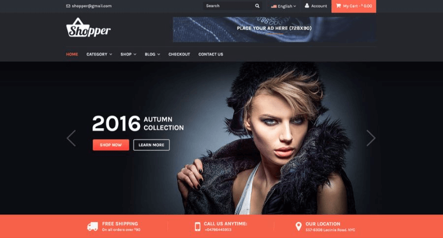 tyche wordpress woocommerce